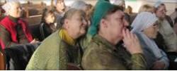 Всемирный день молитвы женщин в церквах нашего братства