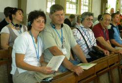 Делегация из России посетила 118 конференцию Немецкого евангельского альянса