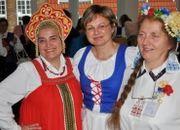 Конференция Европейского женского баптистского союза «Встань и Живи!»
