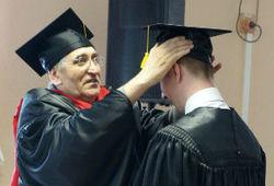 Студенты НББС защитили дипломы