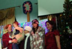 Владикавказская церковь ЕХБ отметила Рождество Христово