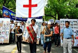 Армия Мьянмы нападает на христиан и разрушает церкви в штате Качин