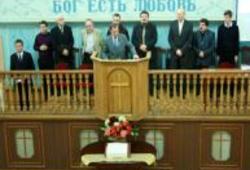 В Воронеже христиане собрались на межконфессиональное служение