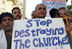 Баптисты в Каире молятся о мире