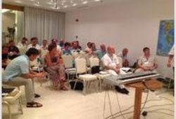 Прошла вторая расширенная встреча ведущих служителей протестантских объединений России