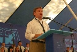 «Чтобы вы шли» - третий день конгресса «Преображение-2012»