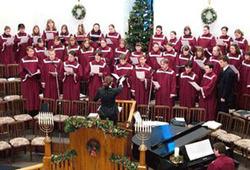 Молодежный хор в Санкт-Петербурге празднует свое пятнадцатилетие