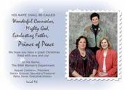 Рождественское поздравление женского отдела Всемирного Союза Баптистов