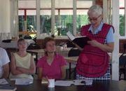 Лагерь для бабушек - преддверие рая