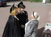М.С. Каретникова - почетный доктор исторического богословия СПбХУ