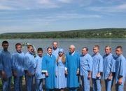 В Кемерово состоялось крещение