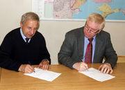 Председатель РС ЕХБ А.В. Смирнов  встретился с председателем ВСЦ ЕХБ  В.В. Нестеруком