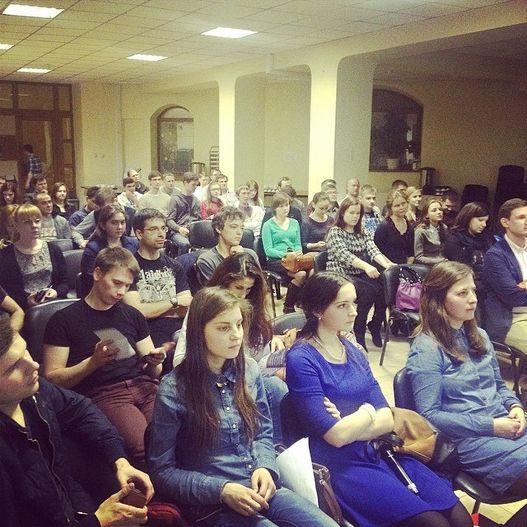 Новости молодежного отдела РСЕ ХБ