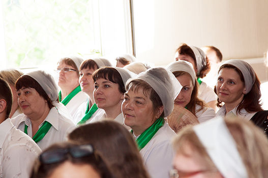 Фестиваль хоров церквей ЕХБ Липецкой области