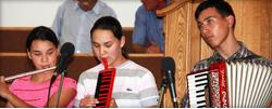 «Буду петь Господу во всю жизнь мою…»