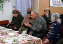 Празднование Рождества в Краснотурьинске