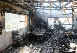 """Сгорел дом и автомобиль у пресвитера церкви """"Возрождение"""" г. Улан-удэ"""