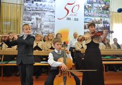 Юбилей — 50 лет церкви «на Марьяновских»