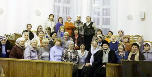 Республиканская конференция сестер в городе Чебоксары