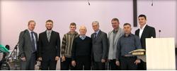 Съезд представителей церквей ЕХБ Амурского объединения