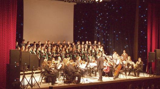 Рождество в Королёвском зале 2015