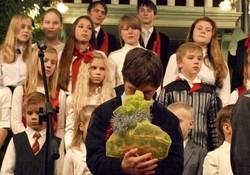 Баптисты Вентспилса собрали деньги для детей с особыми потребностями