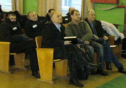 Кировские баптисты посетили заключенных