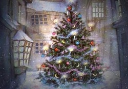 Поздравление с Рождеством от церквей ЕХБ Украины
