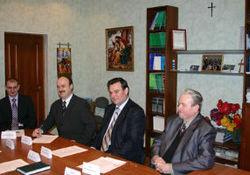 Церкви ЕХБ и АСД провели встречу в Нижнем Новгороде