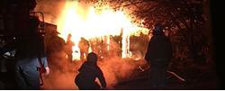 Благодарность за гуманитарную помощь в связи с пожарами в Хакасии