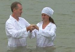 Крещение в Барнауле