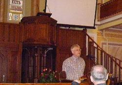 В Москве состоялся цикл семинаров посвященных Библии