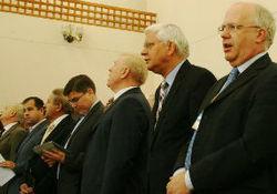 Баптистские церкви в СНГ - взгляд с Запада