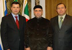 Представители РС ЕХБ посетили Чечню