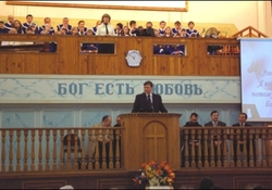 В Воронеже прошел День единства христиан