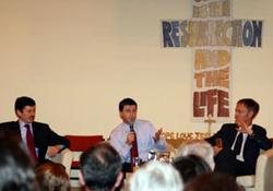 В баптистской общине Глазго прошло обсуждение на высшем уровне о проблемах развивающихся стран