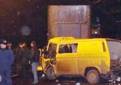Десять христиан погибли в ДТП, возвращаясь со служения
