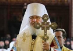 Патриарх Кирилл направил поздравление Юрию Сипко c Рождеством
