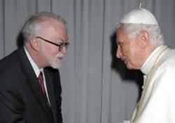 Представитель ВБА принял участие в Синоде католической церкви