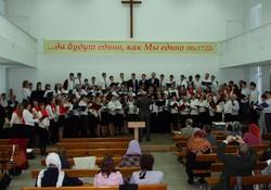 Фестиваль хоров в Тамбове