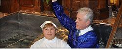 56 человек крестились в МЦЦ ЕХБ в праздник Крещения Господня