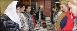 Посещение реабилитационного центра в Тверской области