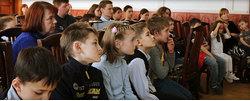 """Пасхальный праздник для детей с мультфильмом """"Суперкнига"""""""