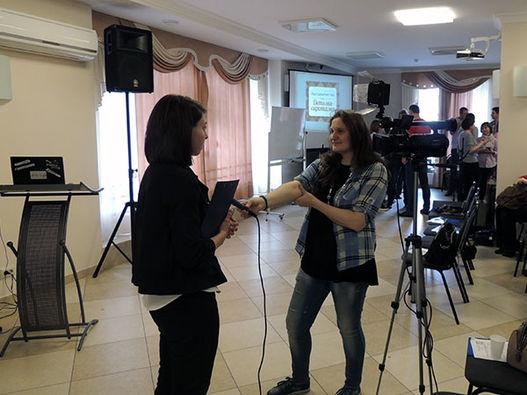 Фоторепортаж о семинаре «Наставничество над детьми-сиротами для волонтеров и приемных родителей»