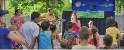 Воскресная школа для цыганских детей