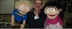 Кукольное служение «От А до Я», или «Play Soup» Дэйва Приветта