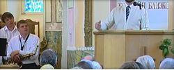 Необычная проповедь в Лютеранской кирхе