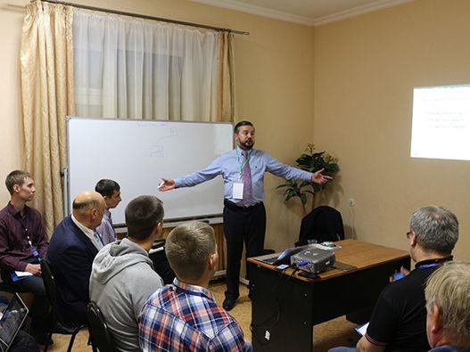 Фоторепортаж об открытии Всероссийской пасторской конференция РС ЕХБ