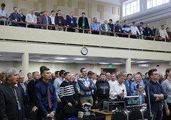Всероссийская пасторская конференция РС ЕХБ в Духе Божьем и в свете Священного Писания