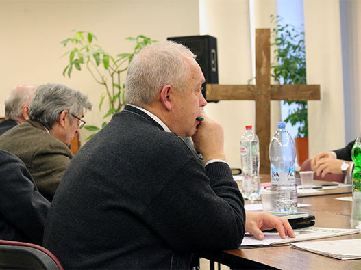 Фоторепортаж о встрече Общественного Совета евангельских христиан-баптистов